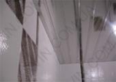 Алюминиевый Реечный потолок Немецкого дизайна, супер-хром 4м