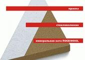 Плита потолочная ROCKFON 600х600x12мм